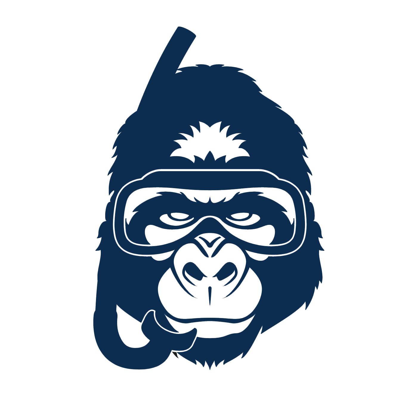 Lukas Müller Logo 'Watermonkey'